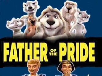 Father of the Pride tv show photo