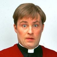 Father Dougal McGuireplayed by Ardal O'Hanlon