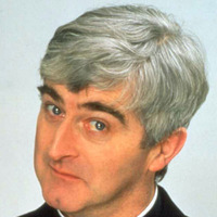Father Ted Crilly played by Dermot Morgan