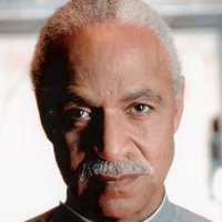 Shepherd Book played by Ron Glass