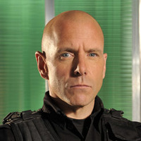 Ed Lane played by Hugh Dillon