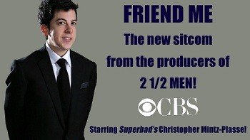 Friend Me tv show photo