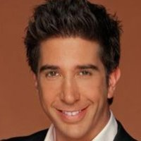 Dr. Ross Geller played by David Schwimmer