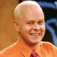Gunther played by James Michael Tyler