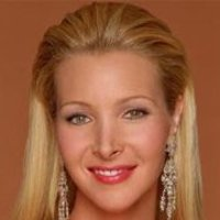 Phoebe Buffay played by Lisa Kudrow