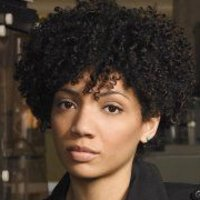 Astrid Farnsworth played by Jasika Nicole