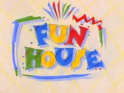 Fun House tv show photo
