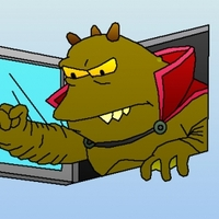 Lrrr played by Maurice LaMarche