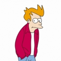 Philip J. Fry played by Billy West (II)