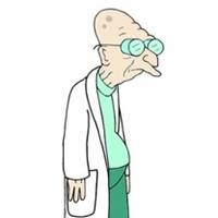 Prof. Hubert J. Farnsworth played by Billy West (II)