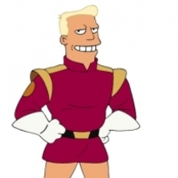 Zapp Brannigan played by billy_west_ii