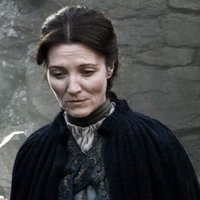 Catelyn Stark played by Michelle Fairley