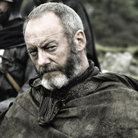 Ser Davos Seaworth played by Liam Cunningham