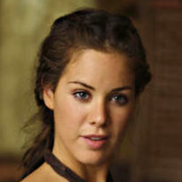 Doreah played by Roxanne McKee