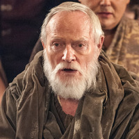 Grand Maester Pycelle played by Julian Glover
