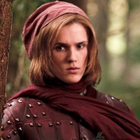 Lancel Lannister played by Eugene Simon