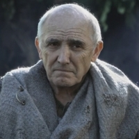 Maester Luwin played by Donald Sumpter