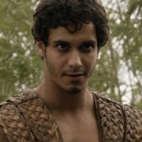 Rakharo played by Elyes Gabel