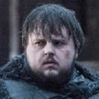 Samwell Tarly played by John Bradley (XXIV)