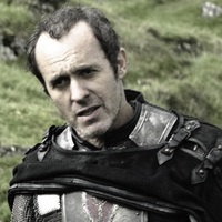 Stannis Baratheon played by Stephen Dillane