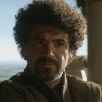 Syrio Forel played by Miltos Yerolemou