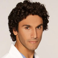 Dr. Leo Julian played by Dominic Rains