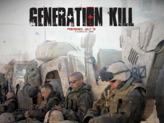 Generation Kill tv show photo