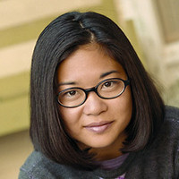 Lane Kim played by Keiko Agena