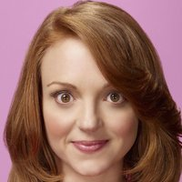 Emma Pillsbury played by Jayma Mays