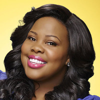 Mercedes Jones played by Amber Riley