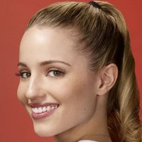 Quinn Fabray played by Dianna Agron