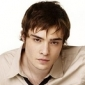 Chuck Bass played by Ed Westwick