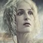 Miss Havisham played by Gillian Anderson