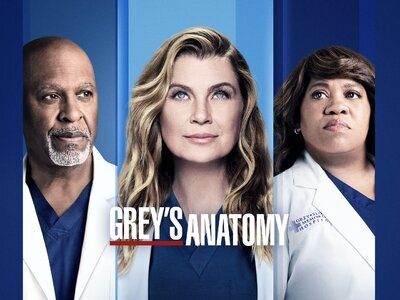 Grey's Anatomy tv show photo