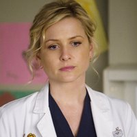 Dr. Arizona Robbins played by Jessica Capshaw