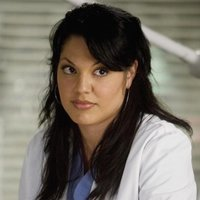 Dr. Callie Torres played by Sara Ramirez