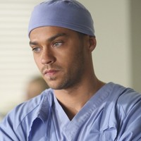 Dr. Jackson Avery played by Jesse Williams (II)