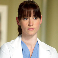 Dr. Lexie Grey played by Chyler Leigh