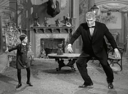 The Addams Family (1964) - 02x29 Lurch's Grand Romance