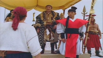 The Adventures of Sinbad - 01x05 The Ronin