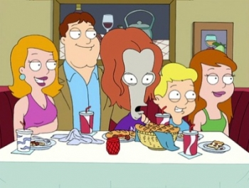 American Dad! - 04x10 Family Affair