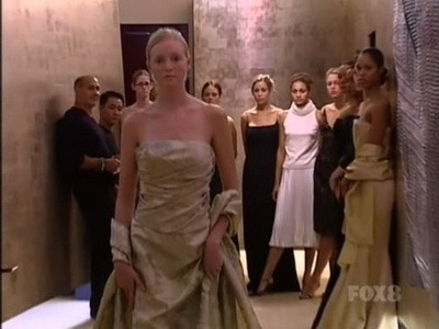 America's Next Top Model - 02x02 The Girl Has a Temper