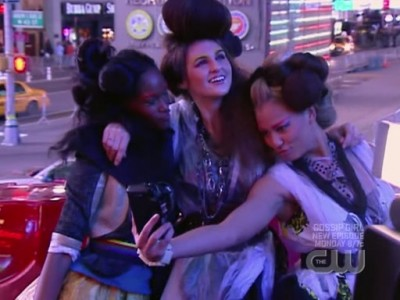 America's Next Top Model - 12x04 New York's Finest