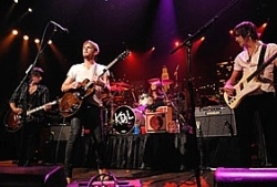 Austin City Limits - 33x12 Kings of Leon / Roky Erickson