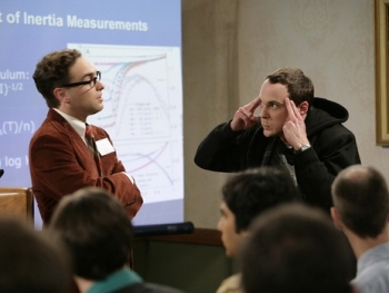 The Big Bang Theory - 01x09 The Cooper-Hofstadter Polarization