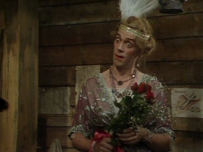 Black Adder (UK) - 04x03 Major Star