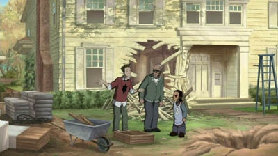 The Boondocks - 01x08 The Real (a.k.a. The Reality)