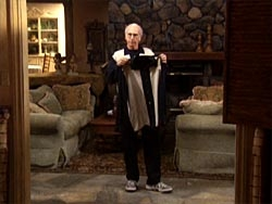 Curb Your Enthusiasm - 03x01 Chet's Shirt
