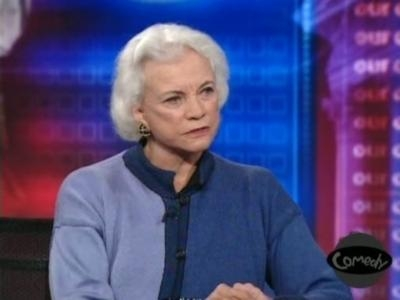 The Daily Show - 14x30 Sandra Day O'Connor