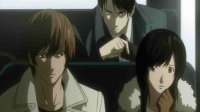 Death Note (JP) - 01x04 Pursuit
